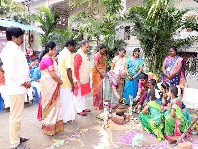 PONGAL CELEBRATION 2020