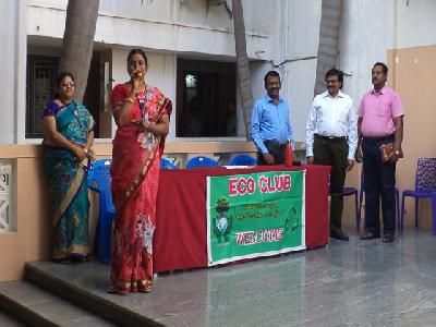 'SAY NO TO PLASTIC' - AWARENESS PROGRAMME