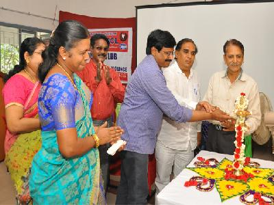 KARUNA CLUB INAUGURATION & STUDENTS TRAINING PROGRAMME
