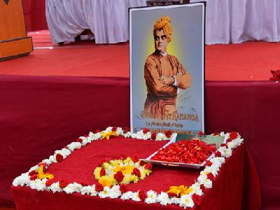 155TH  BIRTH ANNIVERSARY OF SWAMY VIVEKANANDA