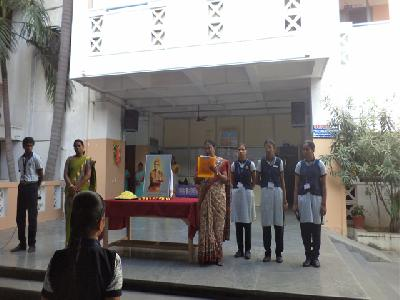 156th BIRTH ANNIVERSARY OF VIVEKANANDAR