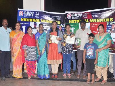 GYAN VIGYAN MELA NATIONAL LEVEL COMPETITION