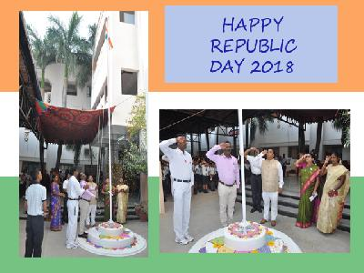 69th REPUBLIC DAY CELEBRATION