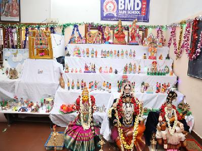 NAVARATRI KOLU CELEBRATION 2019