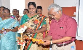 Inauguration of Math Club - 2014